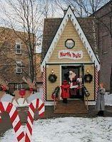 North Pole in Medina, NY